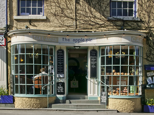 The Apple Pie Cafe & Bakery