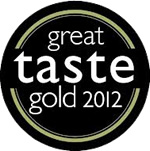 Great Taste Gold Award 2012